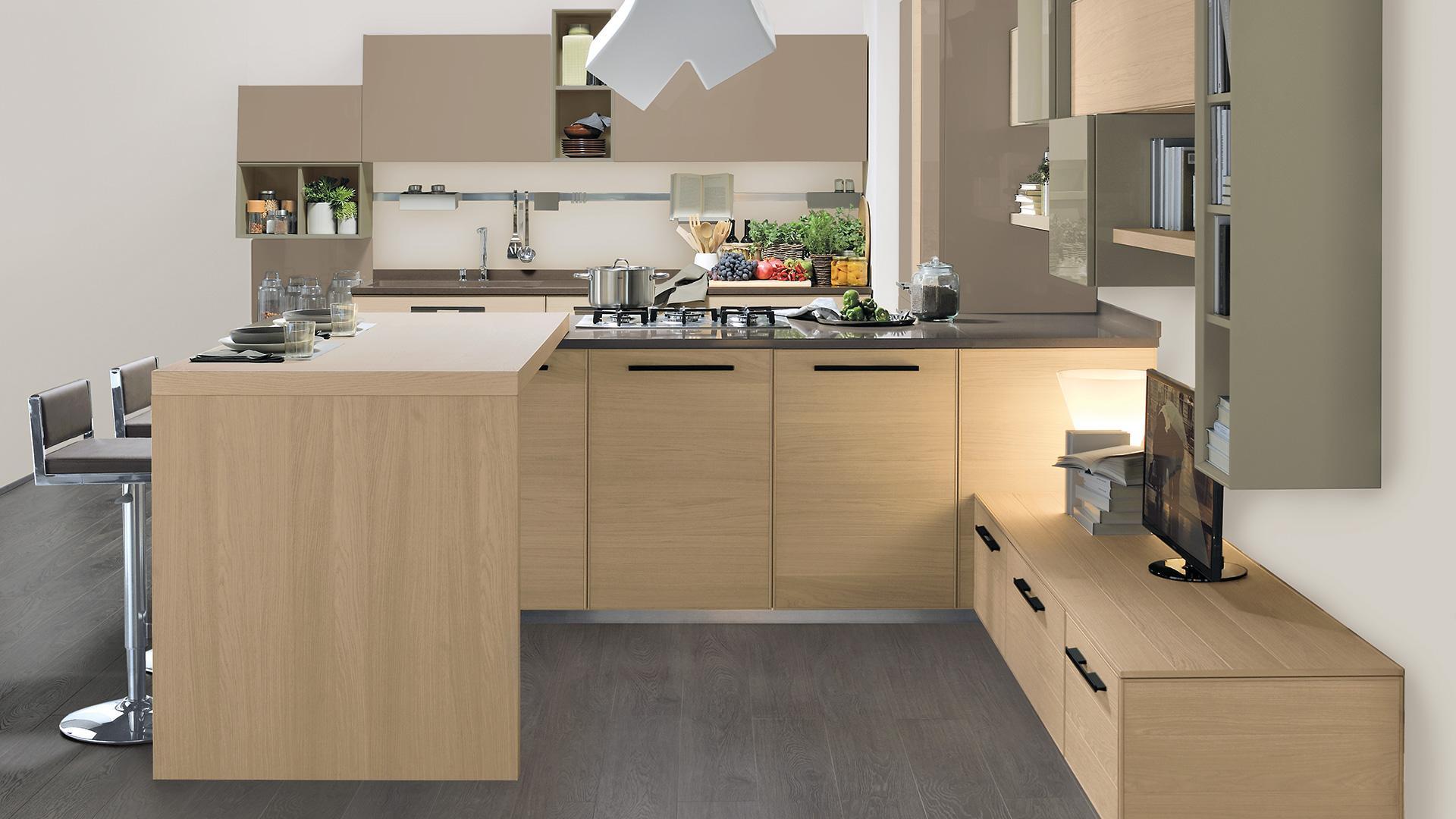 Cucina Adele Project Moderna - Lube e Creo Store Lecco