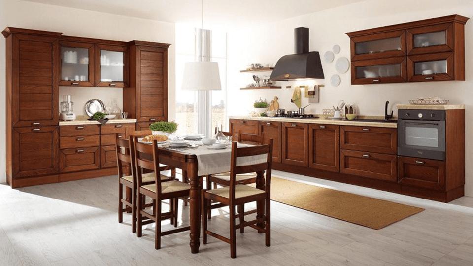 Cucine classiche - Lube e Creo Store Lecco - Vendita Cucine Lube e Creo