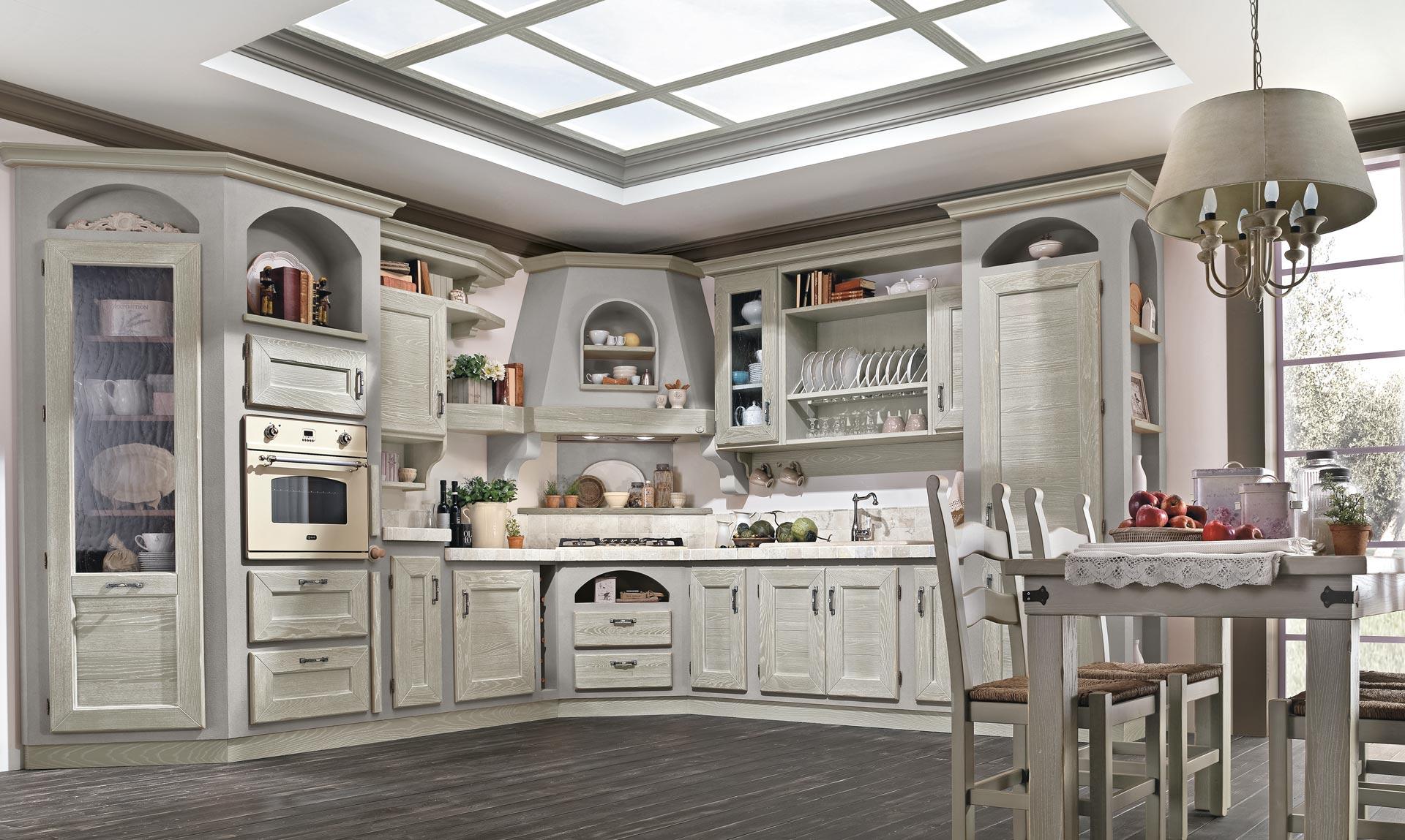 Come arredare una cucina all\'americana, i consigli di Lube & Creo ...